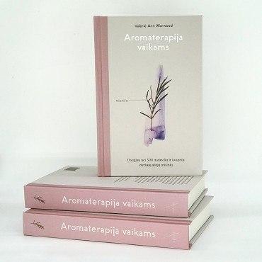 """Knyga """"Aromaterapija vaikams"""""""