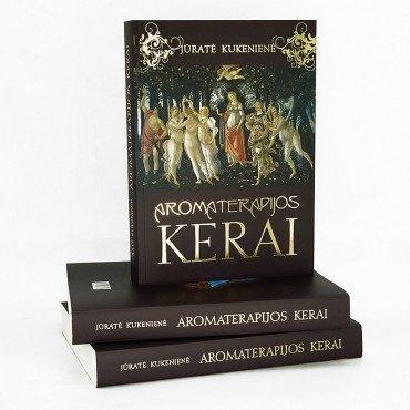"""Knyga """"Aromaterapijos kerai"""""""