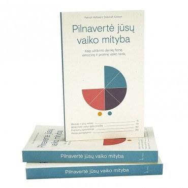"""Knyga """"Pilnavertė Jūsų..."""