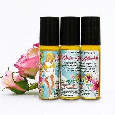 Aromaterapiniai kvepalai...