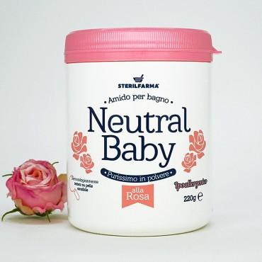 Neutral Baby milteliai voniai