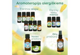 Aromaterapija ir alergija - suderinama?